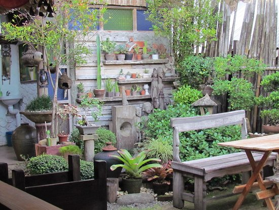 Quezon, Philippines: Garden that relieves your stress