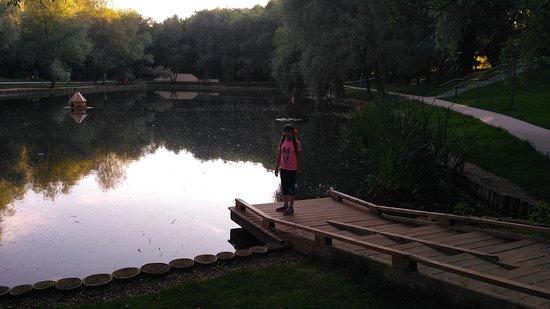 Park Garden of the Future: Леоновский пруд