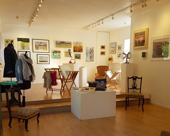 Dumfries, UK: A look inside at our Summer Exhibition