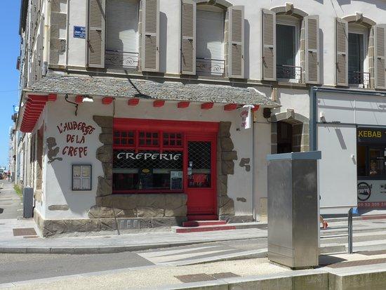 Brest, L'Auberge de la Crepe