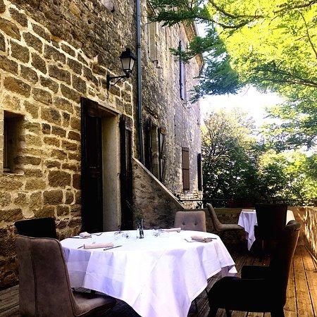 La Pomarede, Francia: La Table d'Auberjon