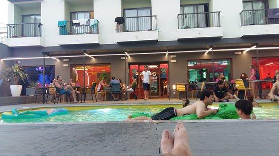 Amistat Island Hostel Ibiza ภาพถ่าย