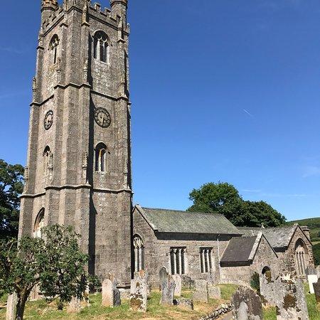 Widecombe in the Moor, UK: photo3.jpg