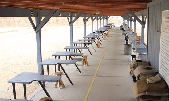 Black's Creek Public Shooting Range: With 46 shooting stations, shooters rarely have to wait for a place to shoot.