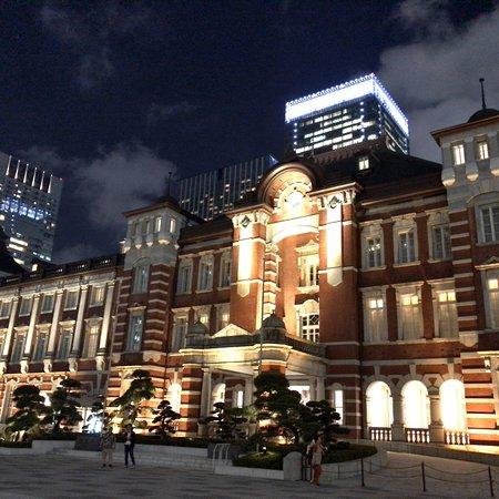 東京車站照片