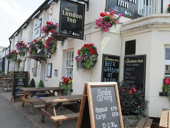 2ff8e13289 Karen (landlady) and Agg (her husband) Took over London Inn a few months ago.  - Review of The London Inn