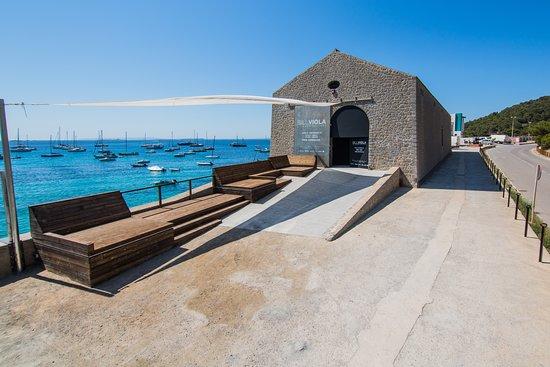 Sant Josep de Sa Talaia, Spain: La Nave Salinas - Bill Viola Exhibition - 2018