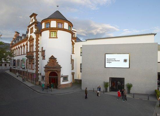 Museum fur Gegenwartskunst Siegen