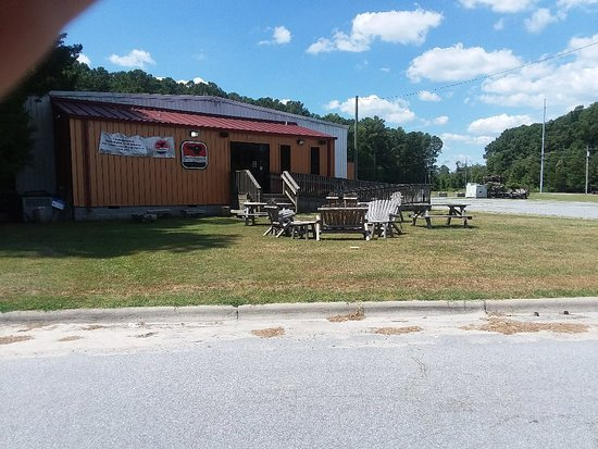 Farmville, NC: Duck Rabbit Craft Brewery