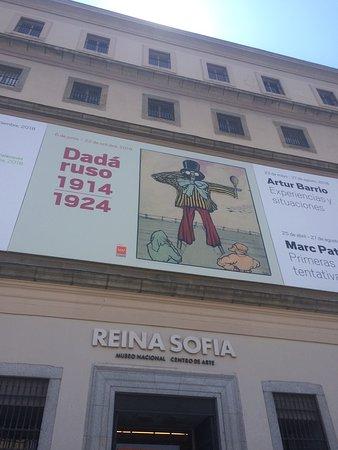Museo Nacional Centro de Arte Reina Sofía: Musée Reina Sofía
