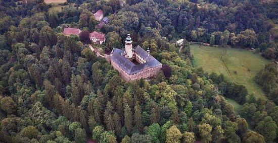 Jablonne v Podjestedi, República Tcheca: Zámek Lemberk