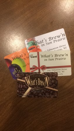 Sun Prairie, WI: Give the gift of a relaxing coffee filled day!