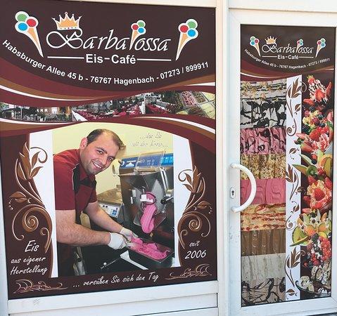 Hagenbach, Tyskland: Werbung
