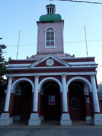 Parroquia San Jose De Maipo: parroquia