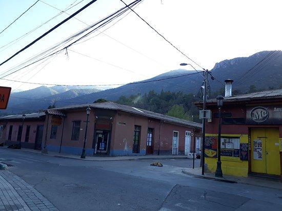 Parroquia San Jose De Maipo: lindo pueblito
