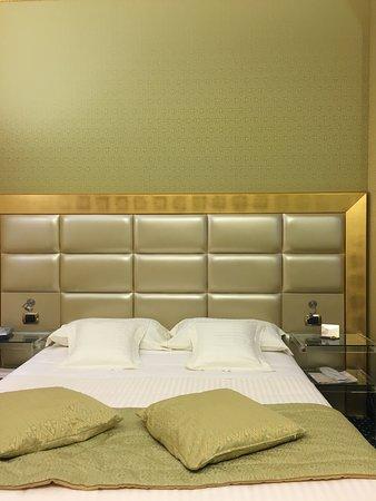 Antares Hotel Rubens: Bedroom
