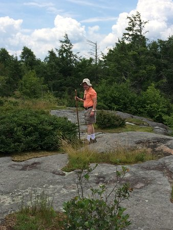 Linville, NC: Bill on Flat Rock