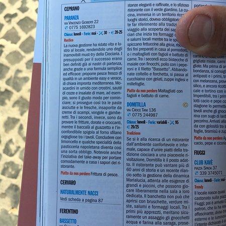 Ceprano, Ιταλία: La Paranza