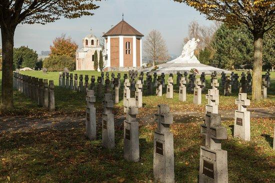 Soldatenfriedhof Mauthausen