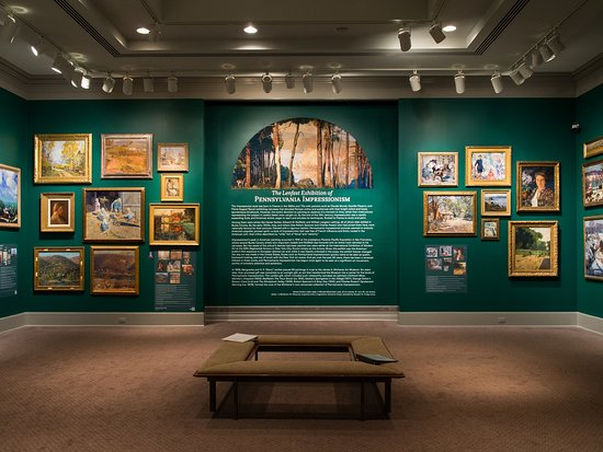 Michener Art Museum (Doylestown) - 2019 Book in Destination - All