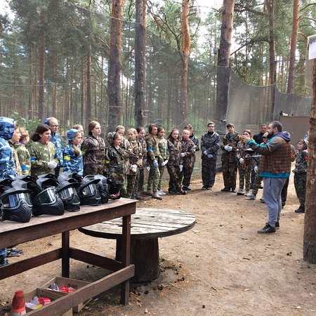 Paintball Park Tochka