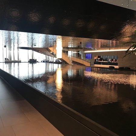 Qatar Airways Al Mourjan Business Lounge, Doha