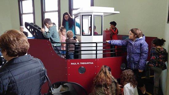 Children's Room Grand Opening in April 2018
