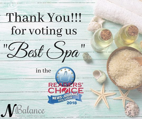 ‪‪South Daytona‬, فلوريدا: Best Day Spa voted by the locals!‬