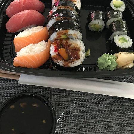 Sushi haderslev