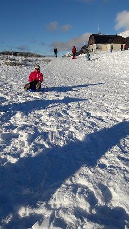 Tierra Mayor Restaurant: actividades en la nieve divertidas