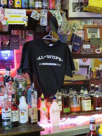 AL The Wop's: Souvenir Shirt