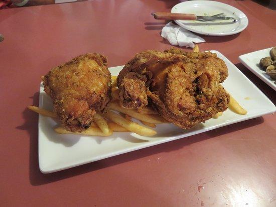 AL The Wop's: Fried Chicken