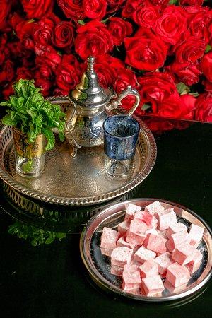 Azar: libanese food