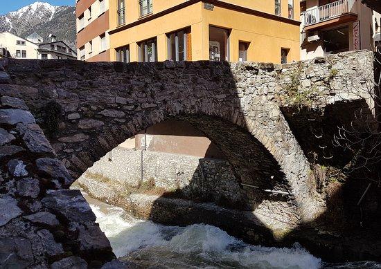 Pont d´Engordany