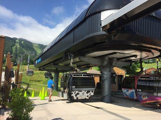 K1 Express gondola