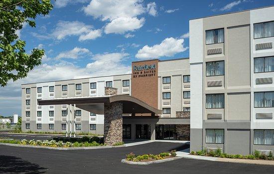 Fairfield Inn & Suites by Marriott Providence Airport