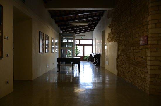 Biblioteca Multimediale Romualdo Sassi- Fabriano