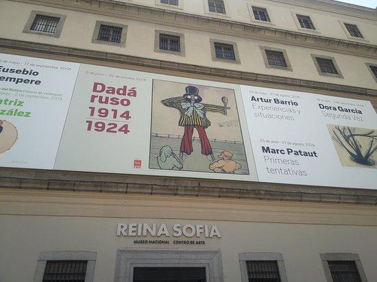 Museo Nacional Centro de Arte Reina Sofía: 20180719_153801_large.jpg