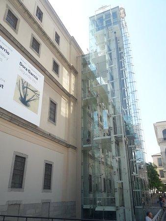 Museo Nacional Centro de Arte Reina Sofía: 20180719_153806_large.jpg