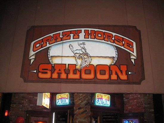 Chico, Californie : Crazy Horse Saloon