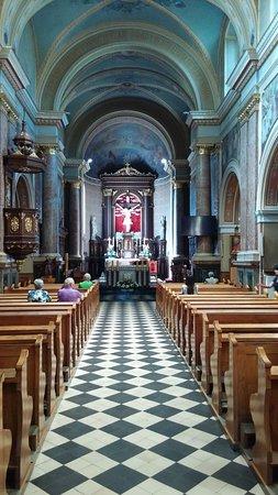 Sanktuarium Sw. Jana z Dukli – Klasztor OO. Bernardynow