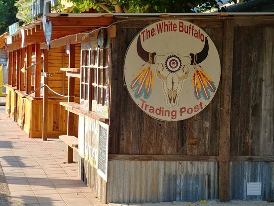The White Buffalo Trading Post