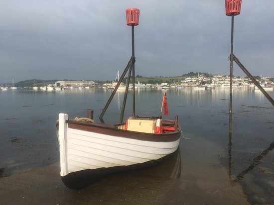 Instow, UK: Tim's Boat Trips