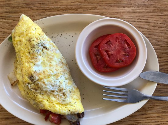 West Columbia, Южная Каролина: My awesome western omelette!