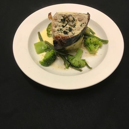 Auld Acquaintance Cafe (International Fusion Food): Fresh daily Special