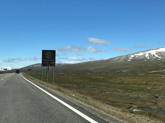 webcam saltfjellet