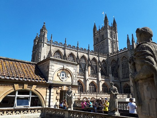 The Roman Baths: 20180625_104814_large.jpg