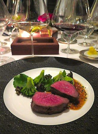"Pétrus Knightsbridge - ""Discover Pétrus Tasting Menu"""