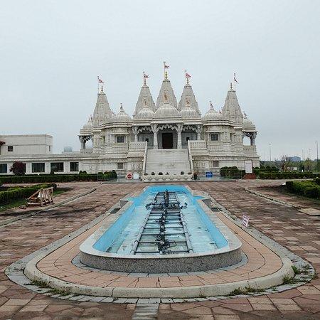 BAPS Shri Swaminarayan Mandir: BAPS