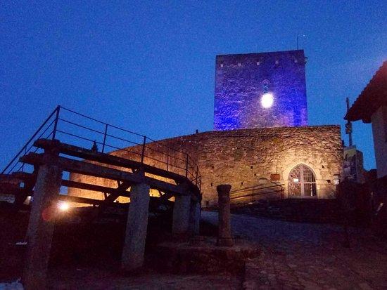 San Martin del Castanar, Spain: Castillo de la Biosfera